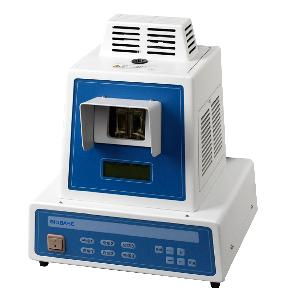 Visual melting point apparatus