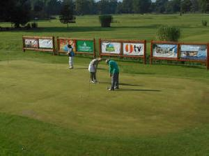 Golf Course Advertising Services