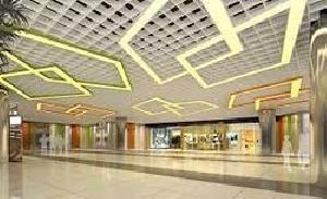 Mall Interior Designing Services