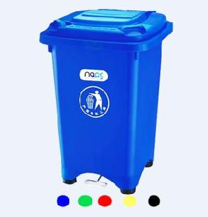 NDB-PD-H Foot Pedal Plastic Dustbin