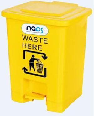 NDB-PD50-P Foot Pedal Plastic Dustbin