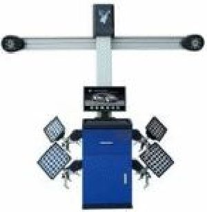 W3D-20  3D Wheel Alignment Machine