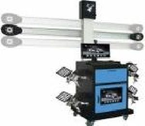 W3D-30 3D Wheel Alignment Machine