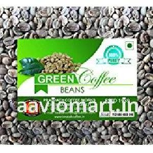 Pure Natural Decaffeinated Green Coffee Bean Powder