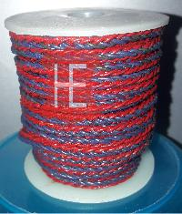 HE-RBLC 2  Round Braided Leather Cord