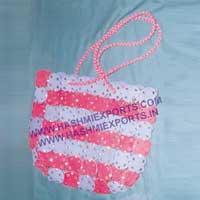 Ladies Leather Handbag (HE-LBA-03)