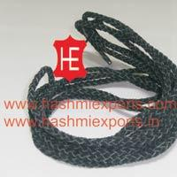 Suede Braided Leather Cord 01