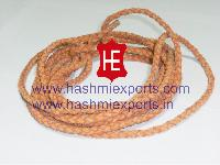 Suede Braided Leather Cord 02