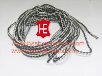 Suede Braided Leather Cord 04