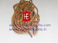 Suede Braided Leather Cord 08