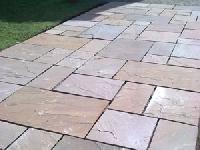 Autumn Brown Paving Stone