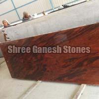 Red Multi Granite Slabs