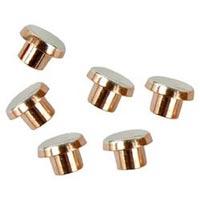 Silver Copper Bi-metal Rivets