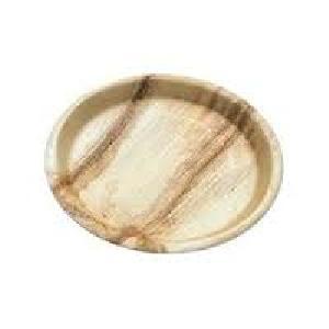 6 Inch Areca Round Plates