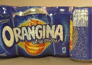 Orangina Soft Drinks