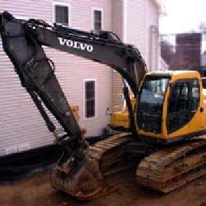 Used Volvo Excavators