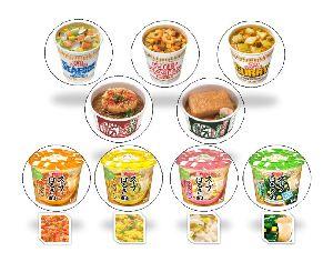 Japanese Instant Noodle (Ramen, Udon, Soba)