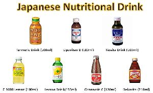Japanese Non Alcohol Beverages