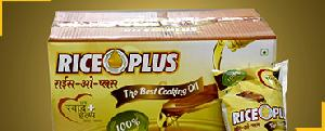 Rice O Plus Cooking Oil