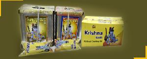 Krishna Gold Rice Bran Oil