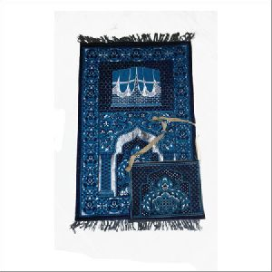 Chenille Janamaz Prayer Rugs