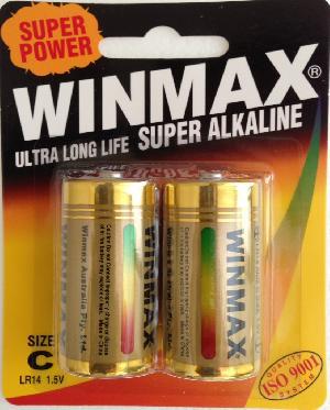 C  Size Batteries