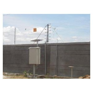 Industrial Solar Fencing Installation Services