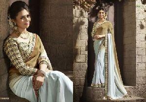 HLS-06 Designer Saree