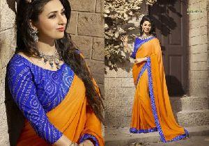 HLS-18 Designer Saree