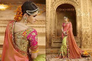 HLS-6001 Designer Saree