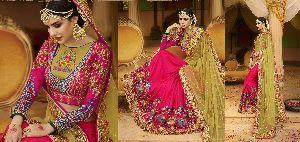 HLS-6005 Designer Saree
