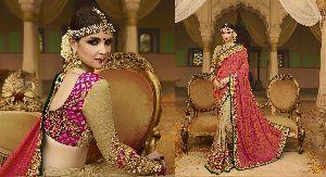 HLS-6006 Designer Saree