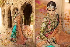 HLS-6009 Designer Saree