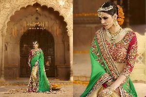 HLS-6010 Designer Saree