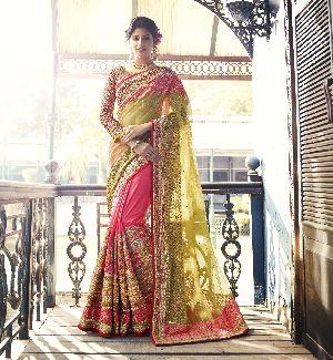 HLS-7003 Designer Saree