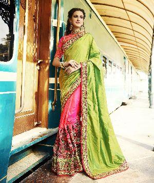 HLS-7009 Designer Saree