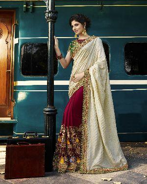 HLS-7013 Designer Saree