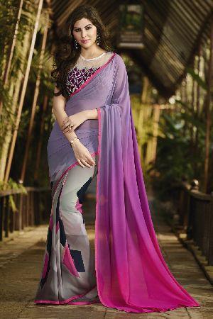 HLS-7222 Designer Saree