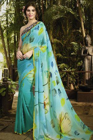 HLS-7223 Designer Saree