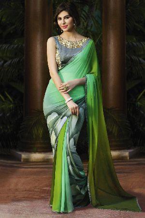 HLS-7227 Designer Saree