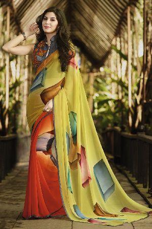 HLS-7229 Designer Saree