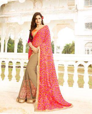 HLS-7616 Designer Saree