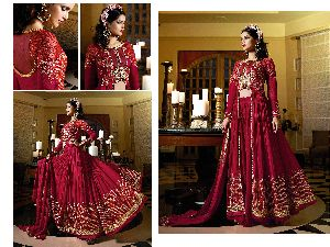 RF20527 Anarkali Suit