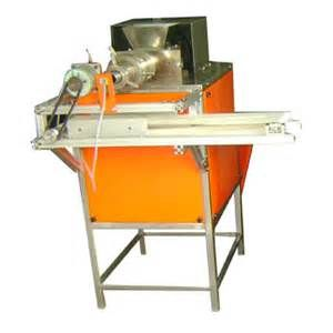 Dough Peda Making Machine