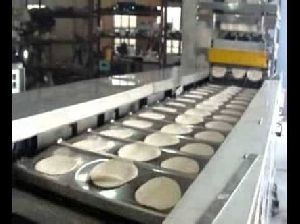 Fully Automatic Chapati Making Machine (3000 Per Hour)