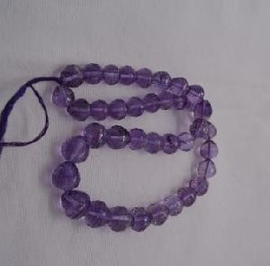 Concave Cut Beads