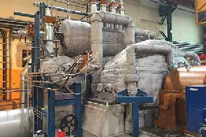 Turbine Overhauling