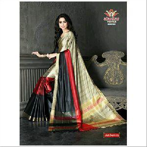 Synthetic Silk Sarees