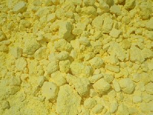 Sulphur Lumps