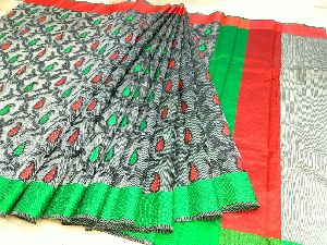 Soft Silk Banarsi Saree
